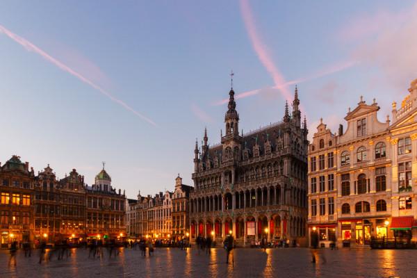 o que fazer em 1 dia em Bruxelas