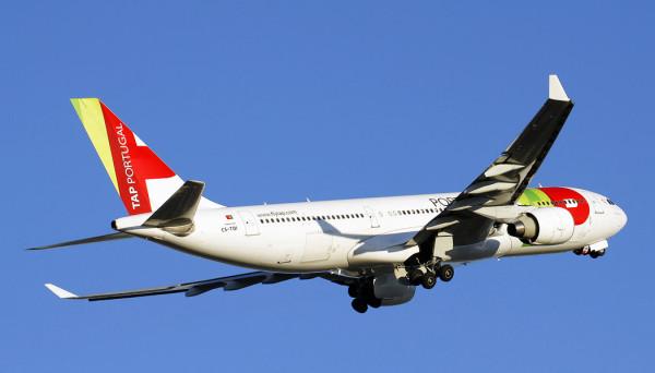 voar para Portugal com a TAP