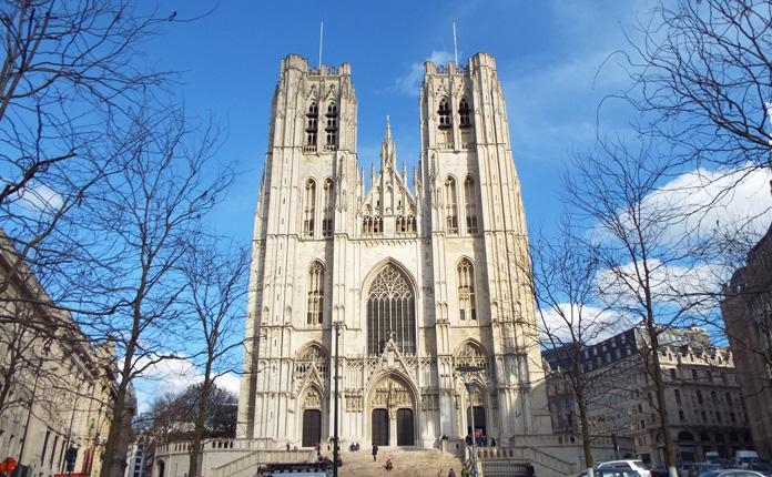 Catedral de St.Michel e Gudula