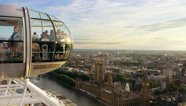 Londres de cima