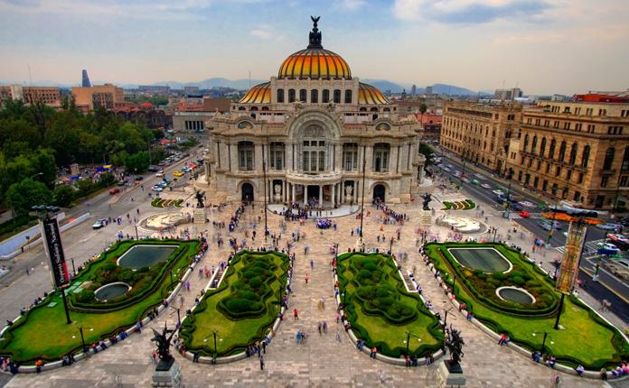 Cidade do México, 9º lugar