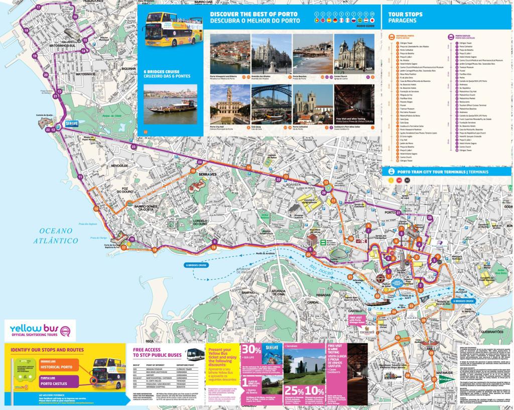 Dicas de passeios no Porto