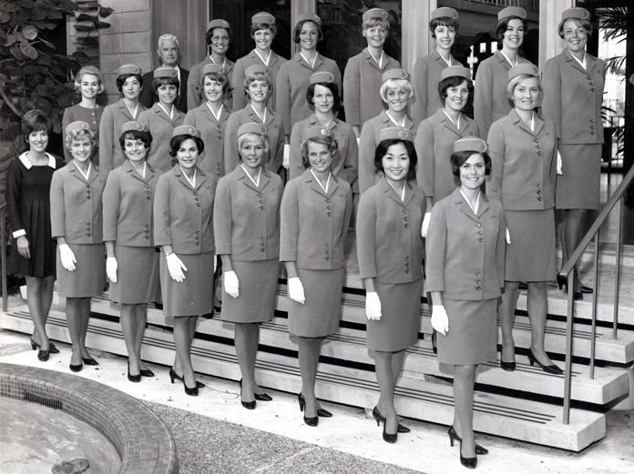 Pan Am, anos 60