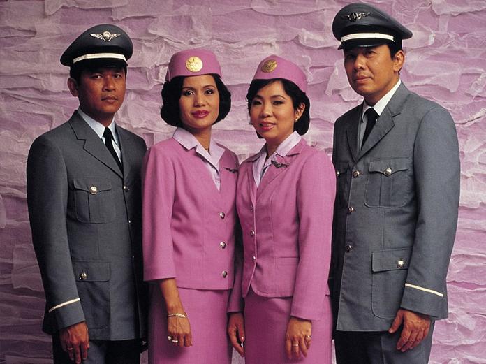 Thai International, anos 50