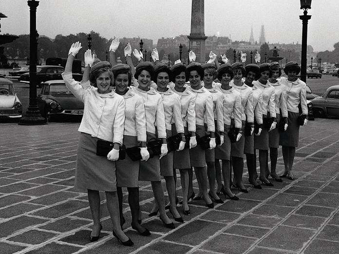 British European Airways, anos 60
