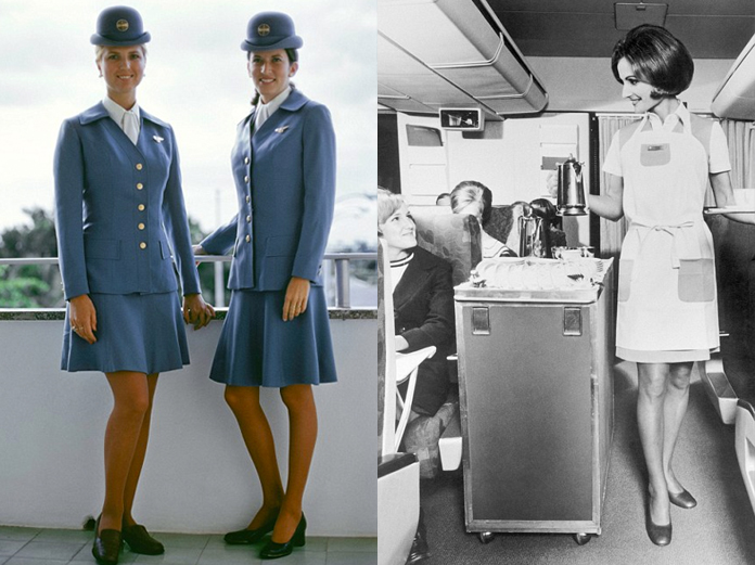 Pan Am, anos 70