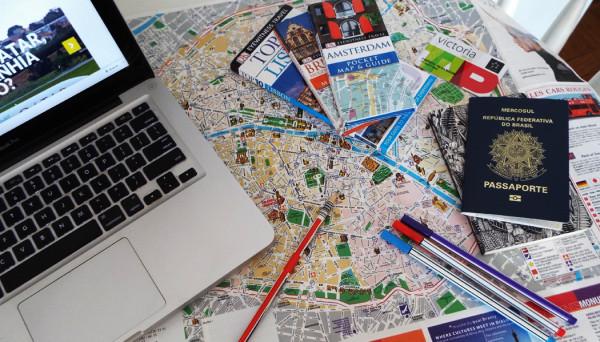 como planejar uma viagem