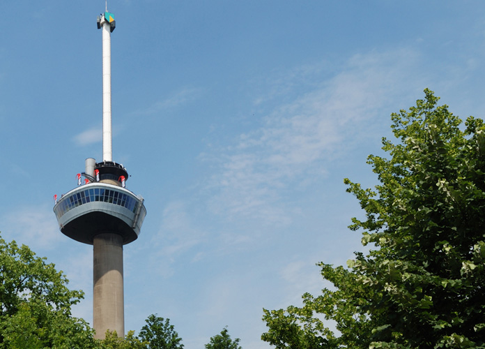 A torre Euromast