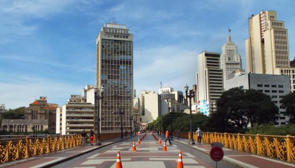 Roteiro em São Paulo
