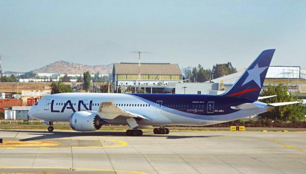 voar para Santiago