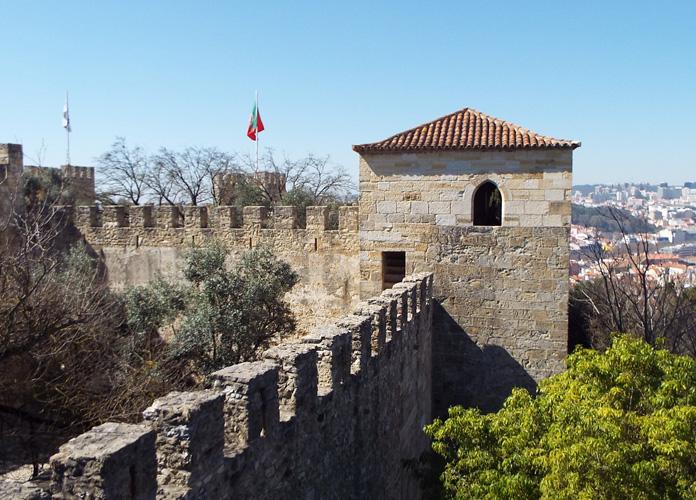 O caminho pelas muralhas