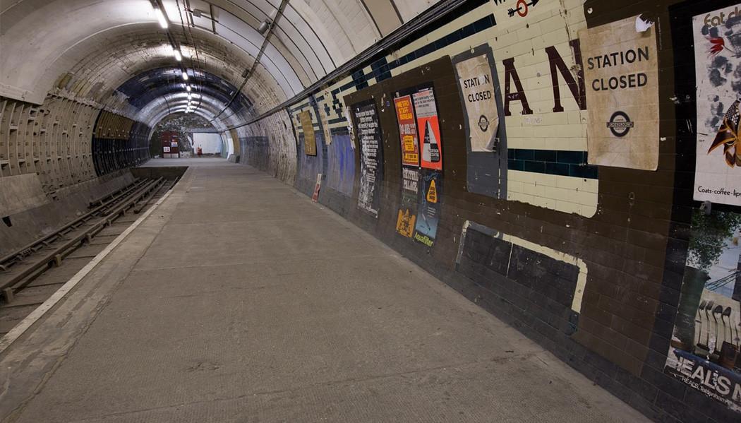 subterrâneo de Londres