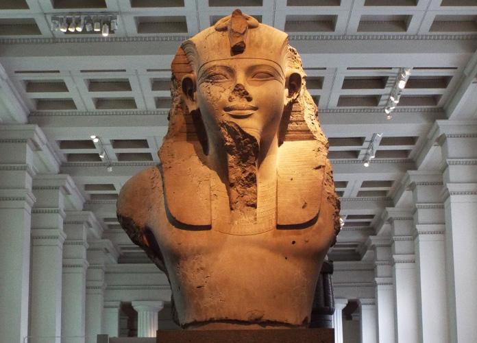Pavilhão egípcio do British Museum