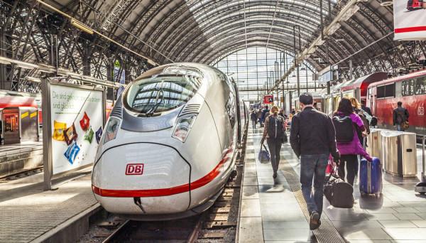 passagens de trem na Alemanha
