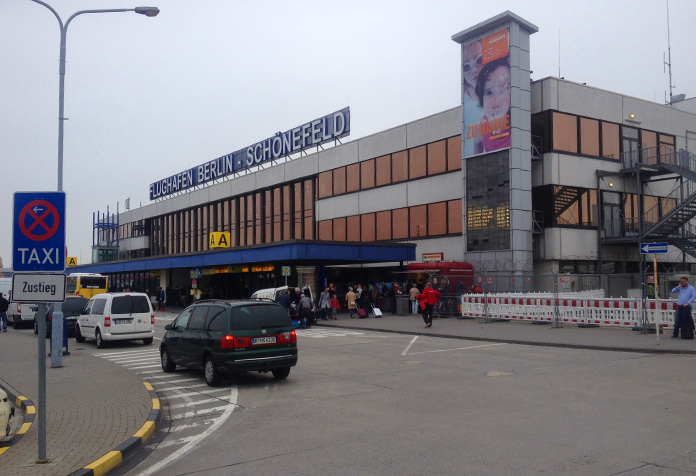 Aeroporto soviético