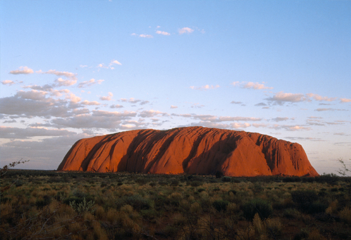 Outback aborígene
