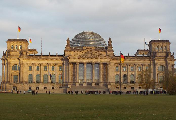 Reichstag em 2015