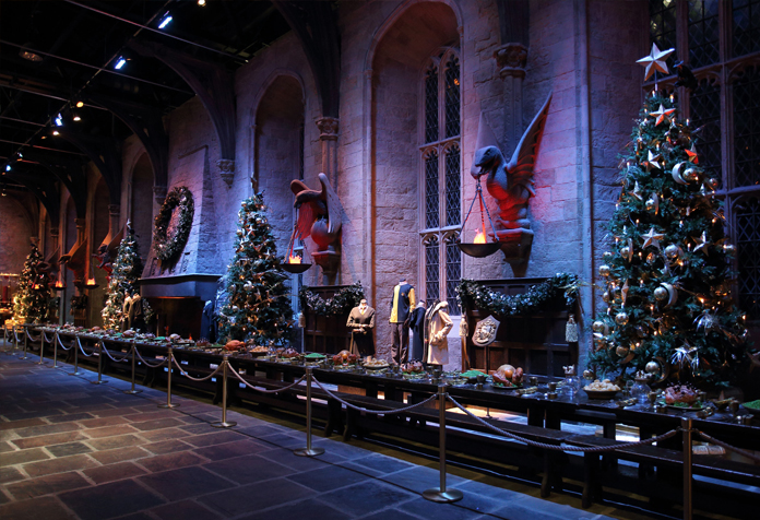 Natal estilo Harry Potter