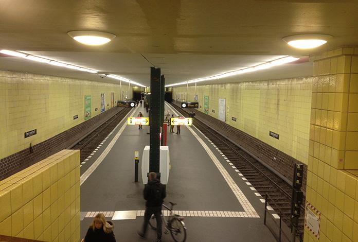 Estação Tempelhof, linha U6