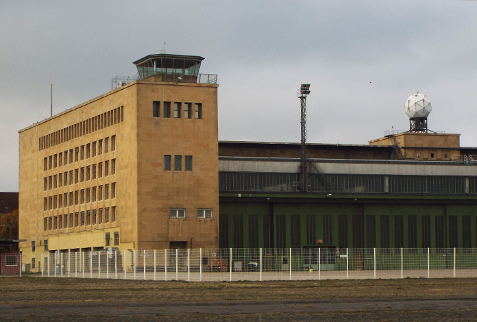 Típica arquitetura nazista