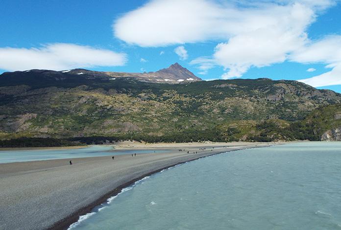 Praia do Lago Grey