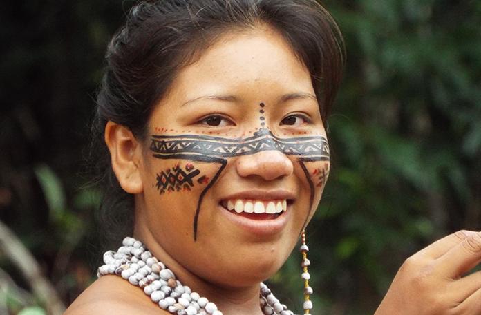 Beleza indígena