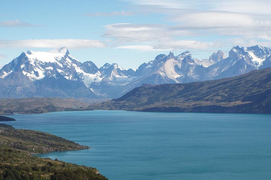 lugares na América do Sul