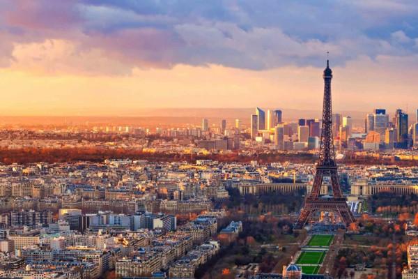 Onde se hospedar em Paris Aigle Azur