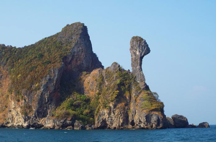 Tour das 7 ilhas: Chicken Island
