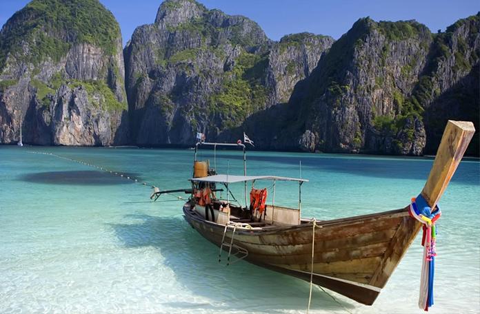 Mochilão pela Ásia: Phi Phi