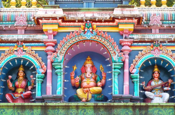 Esse é dedicado a Ganesha
