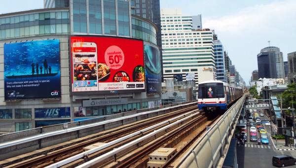 Kuala Lumpur para Bangkok