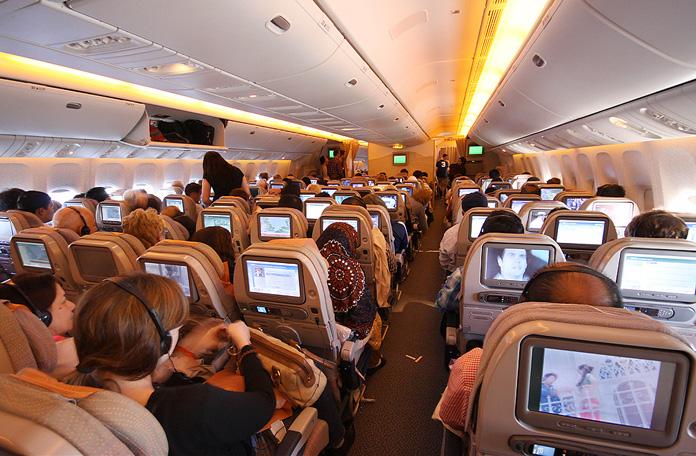 Cabine do 777-300