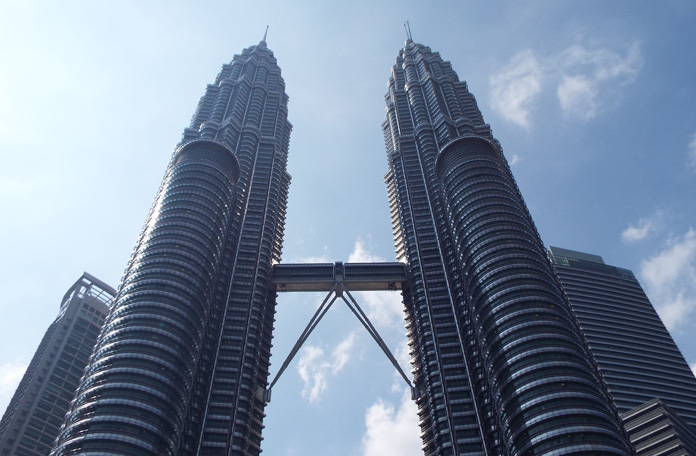 KLCC: Petronas Towers
