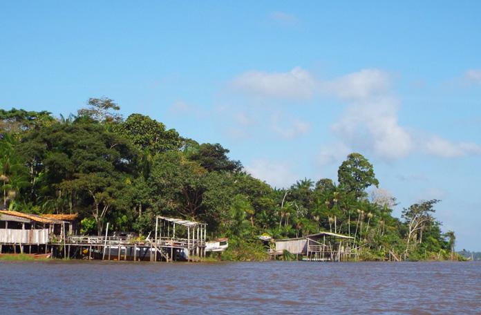Passeios fluviais em Belém: Furos e igarapés