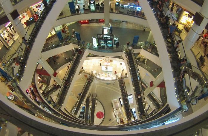 Shopping Terminal 21