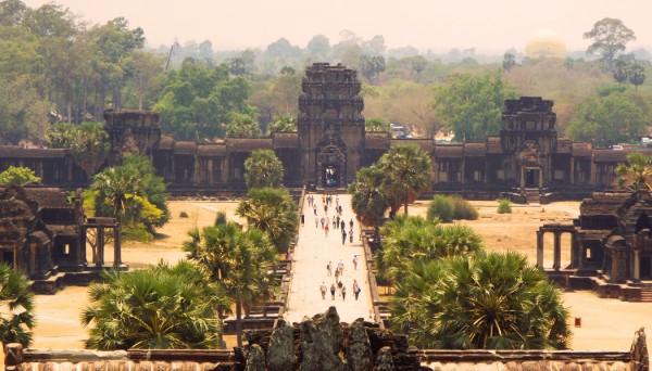 visto para o Camboja