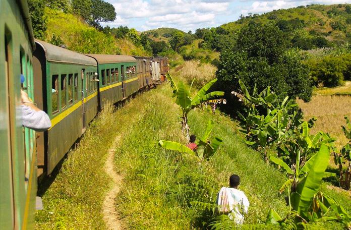 10 viagens de trem: Fianarantsoa para Manakara em Madagascar