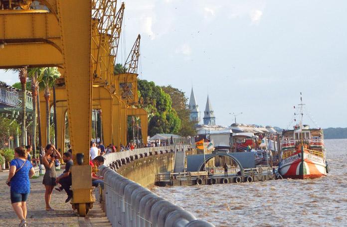 O que fazer em Belém: Estação das Docas