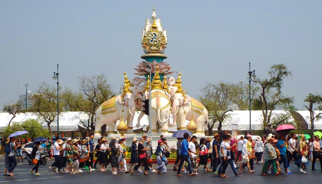 antes de visitar Bangkok