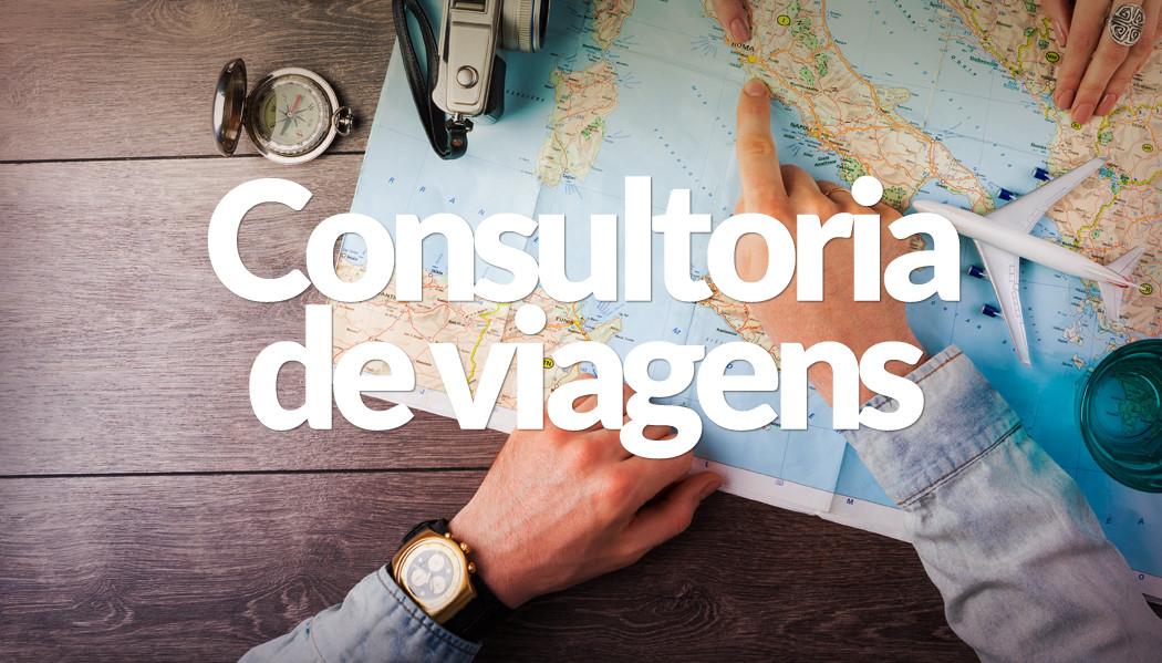 consultoria de viagens