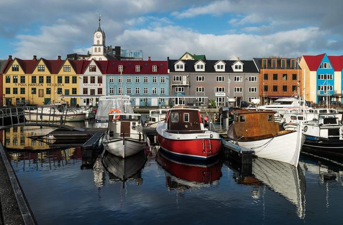 A capital, Tórshavn