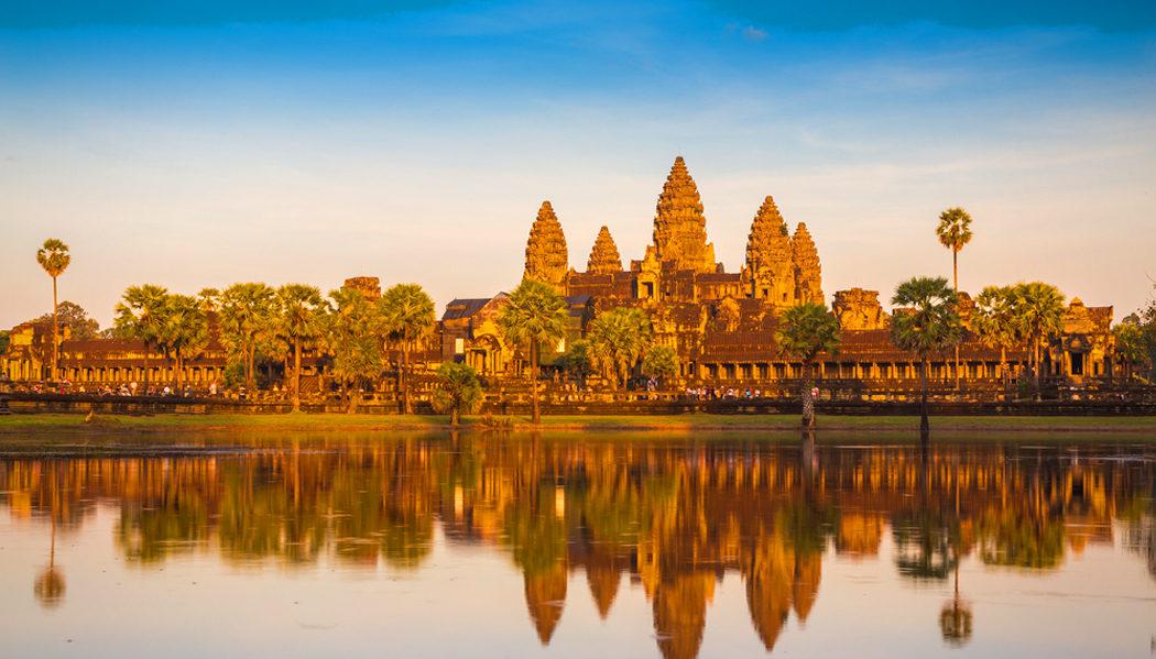 Roteiro em Angkor Wat