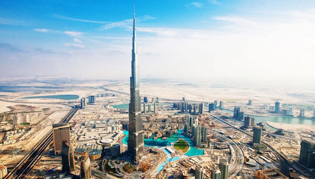 prédio mais alto do mundo