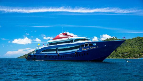 Como chegar a Phi Phi Island