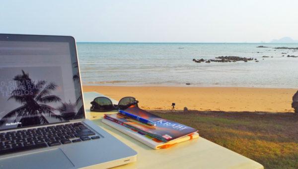 trabalhar viajando