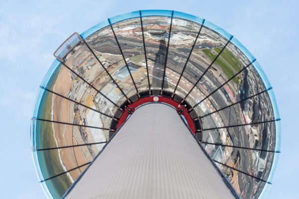 British Airways i360,