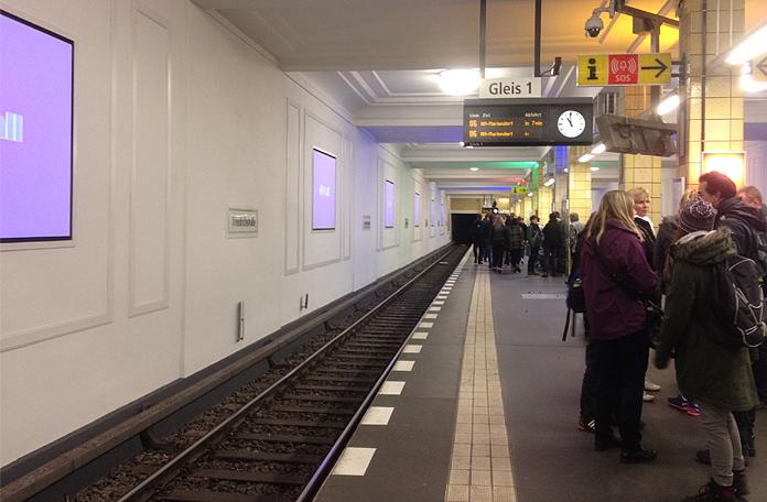 Estação de Berlim