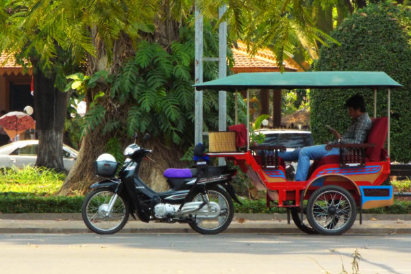 quantos dias ficar em Siem Reap