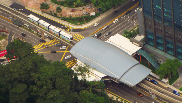 como se locomover em Kuala Lumpur